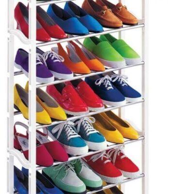 Rendezett cipőtárolása